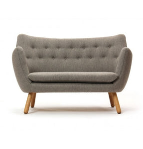 Poet Sofa 2-Seater - Reproduction