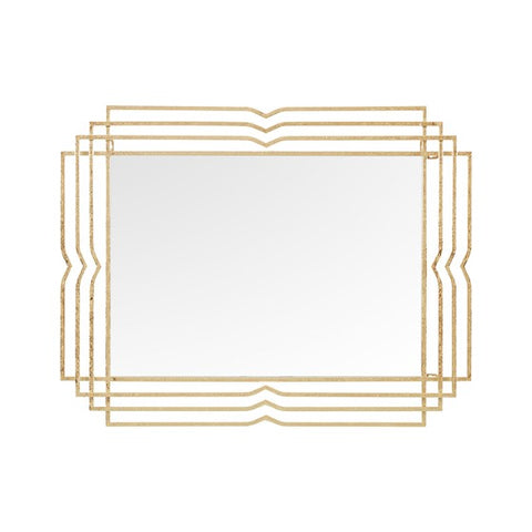 Image of Monroe Gold Mirror (ETA 11/18/2020)