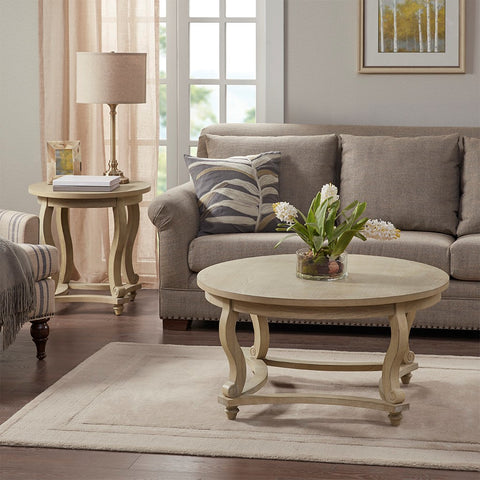 Elmcrest Natural Coffee Table
