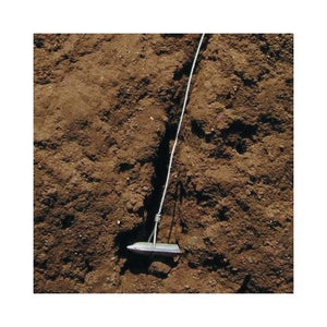 6 Piece Greenhouse Ground Anchor Kit with Drive Rod