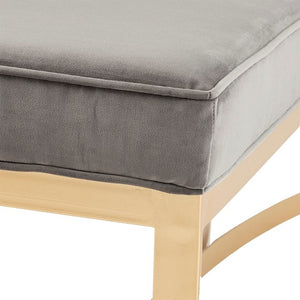 Secor Grey Bench