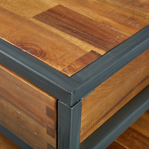 Image of Hudson Natural Coffee Table