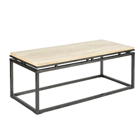 Image of Koy Cream Coffee Table