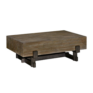 Timber Mahogany Coffee Table