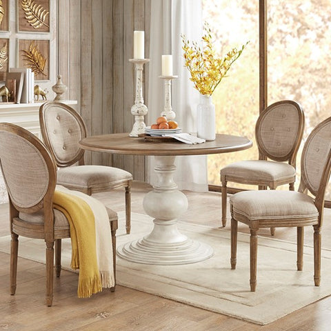 Image of Madison Lexi Walnut Dining Table