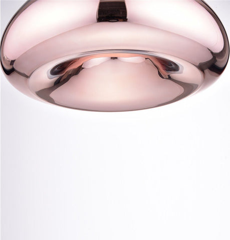 Image of Void Mini Pendant Light - Copper - Reproduction