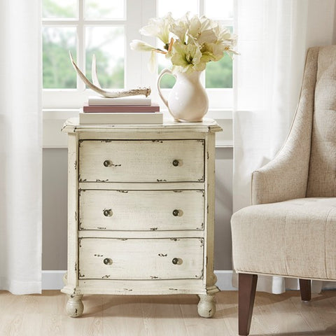 Image of Madison Park Restoration 2 Drawer Accent Chest (Almost Gone)
