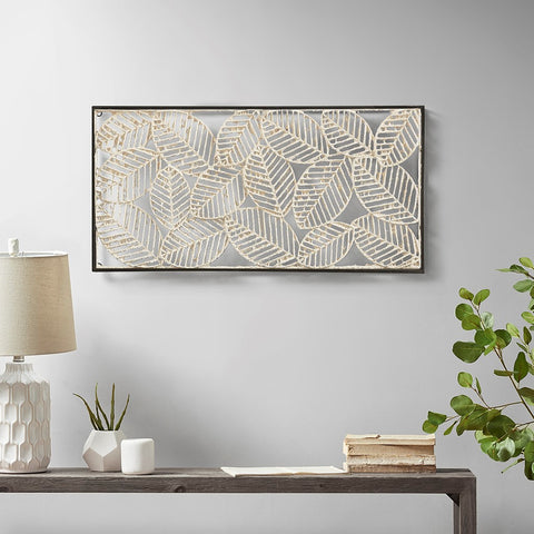 Image of Cloaked Leaves Wall Decor (Almost Gone)