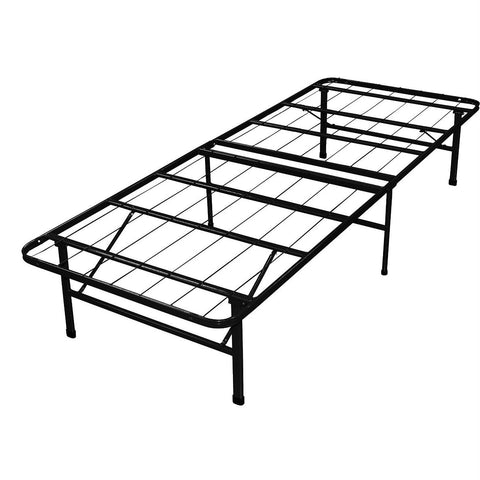 Image of Twin XL size Heavy Duty Metal Platform Bed Frame