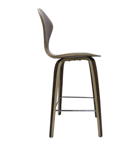 Norman Counter Stool - Walnut