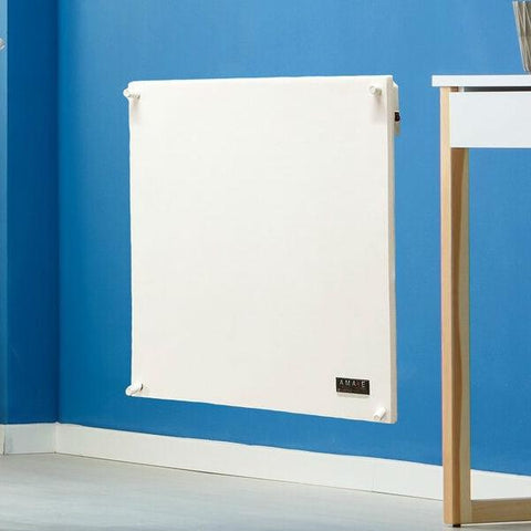 Image of 400-Watt Energy Efficient Electric Wall Mounted Space Heater
