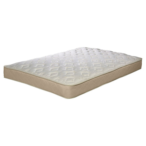 Image of Full size Premium Upholstered 9-inch High Profile Innerspring Mattress