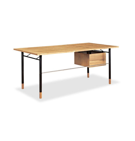 Nyhavn Desk - Ash/Yellow/Red - Reproduction