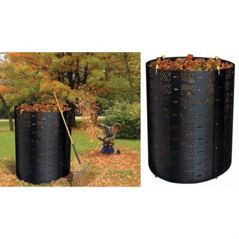 Image of 216-Gallon Compost Bin Composter for Home Composting