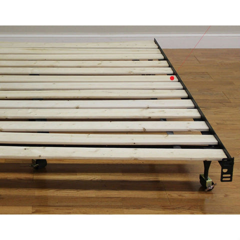 Image of King size Solid Wood Bed Slats - Made in USA