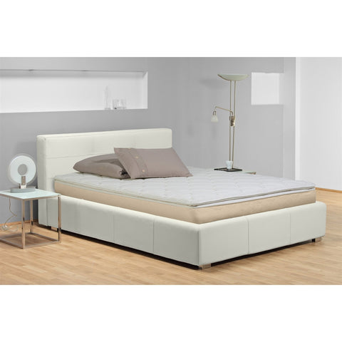 Image of Twin size 10-inch High Profile Innerspring Plush Pillow Top Mattress