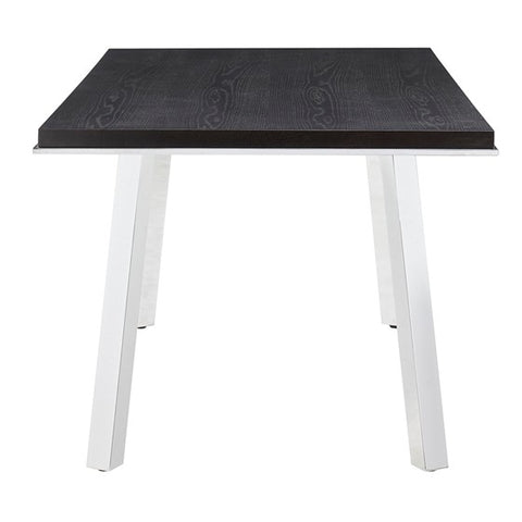 Obsidian Dark Grey Gathering Table