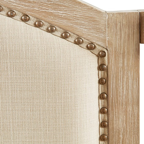 Image of Queen Size Cirque Natural Headboard