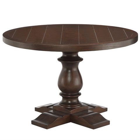 Image of Charles Round Dining Table
