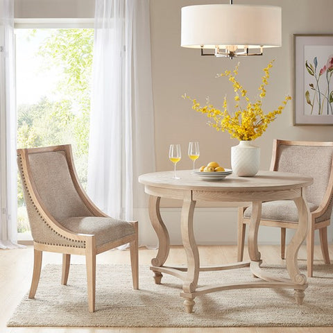 Image of Elmcrest Natural Dining Table