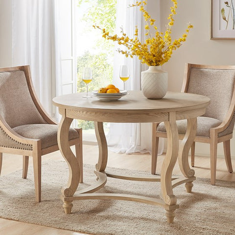 Elmcrest Natural Dining Table