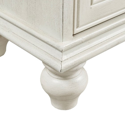 Image of Malone 2 Door Cream Accent Chest