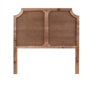 Queen Size Sonoma Natural Headboard