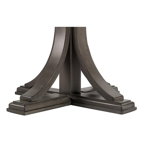 Image of Helena Round Grey Dining Table