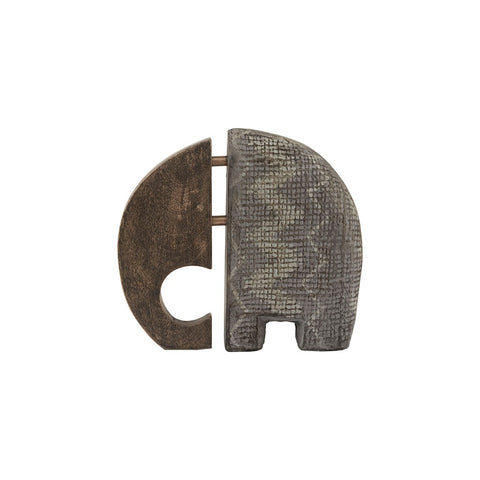 Earl Ecomix Elephant Wood Set