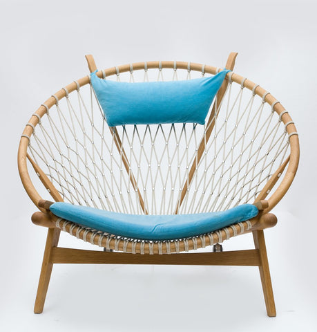 Image of PP130 Circle Chair - Reproduction