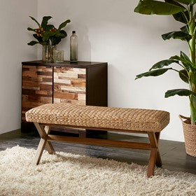 Seadrift Brown Bench