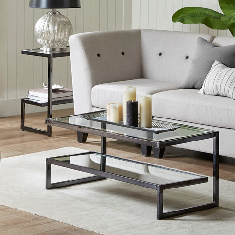 Boyd Glass Coffee Table