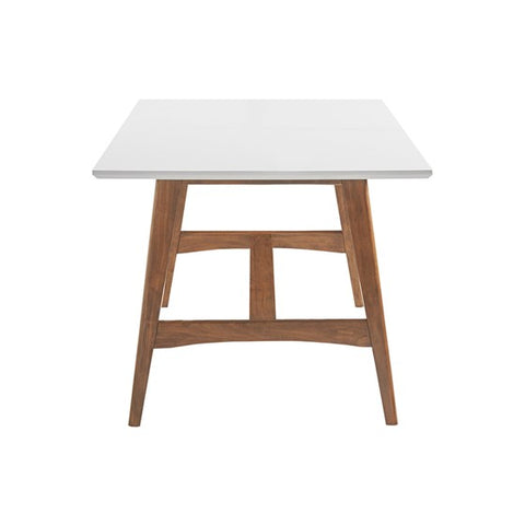 Parker White Pecan Dining Table (Almost Gone)