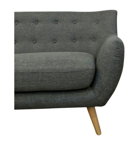 Image of Ebba 3-Seater Sofa - Grey