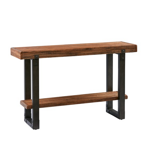 Image of Dayton Console Chestnut Table (Almost Gone)