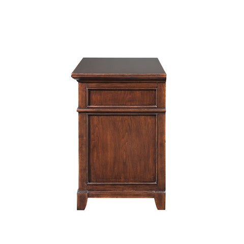 Montclair Brown Wood Nightstand