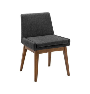 Chanel Dining Chair - Liquorice & Cocoa