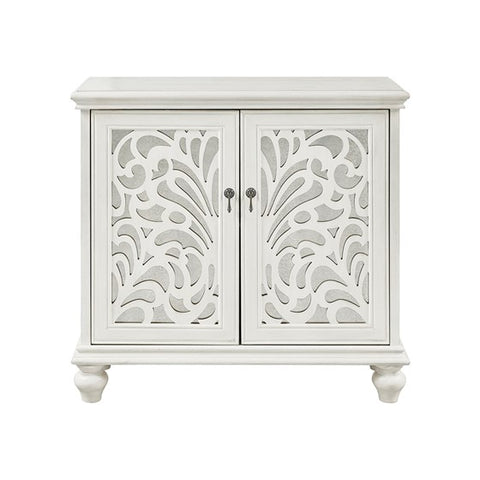 Malone 2 Door Cream Accent Chest