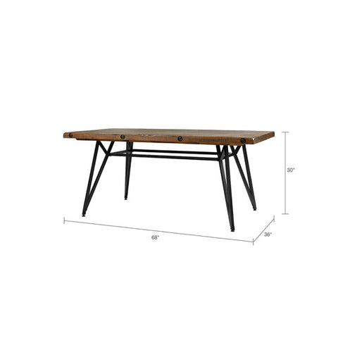 Image of Trestle Dining/ Gathering Table ETA 10/07/2020
