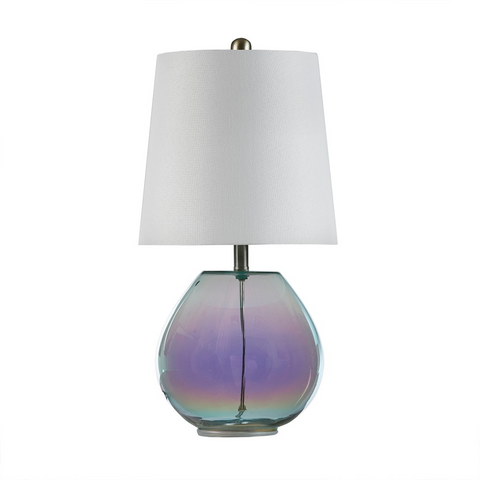 Ranier Green Table Lamp