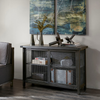Cody Storage Grey Sideboard Console (Almost Gone)