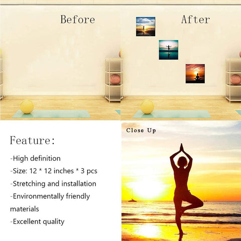 Image of Do Yoga Wall Art
