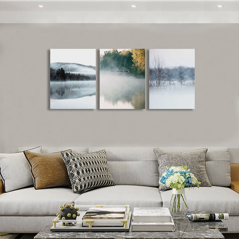Mountain Canvas Wall Art
