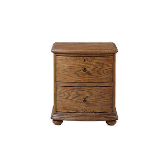 Cascade Brown Wood Bedside (Almost Gone)