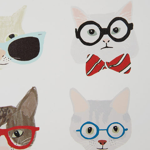 Hip Cat Wall Art