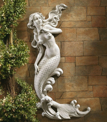 Enchanted Mermaid Garden Statue