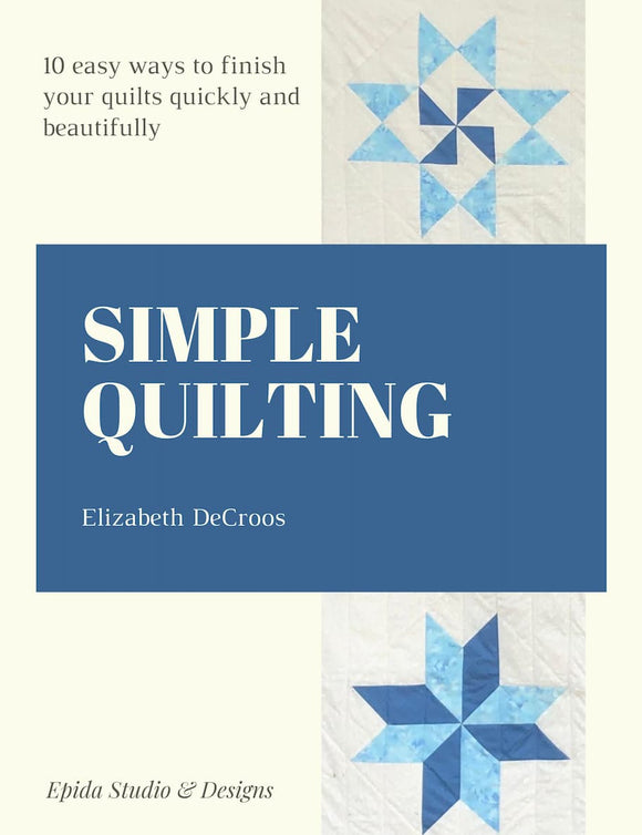 Simple Quilting ebook