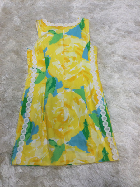 Size 4 Lilly Pulitzer Dress