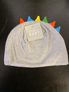 One Size Gray Stephan Baby Hat
