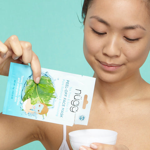 nügg-tea-tree-peel-off-face-mask-how-to